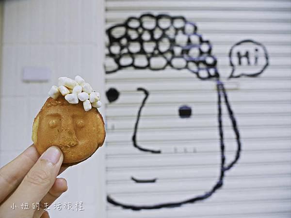 台灣惠蓀咖啡台中審計店,大佛雞蛋糕-15.jpg