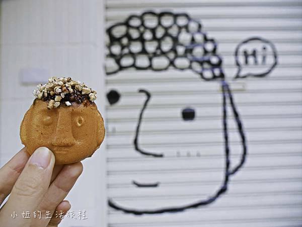 台灣惠蓀咖啡台中審計店,大佛雞蛋糕-16.jpg