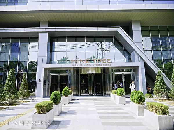 九樹高級旅館 - 明洞2 ,Nine Tree-31.jpg