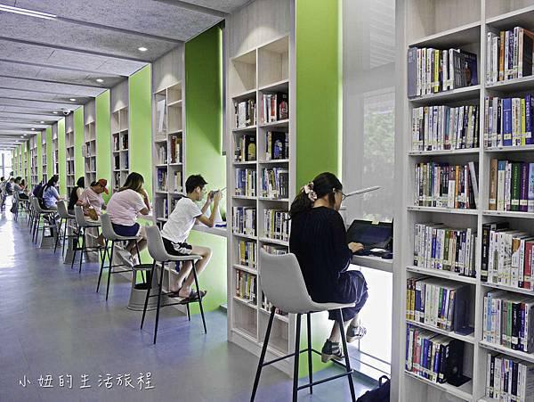 新北蘆洲仁愛智慧圖書館,停車場圖書館-13.jpg