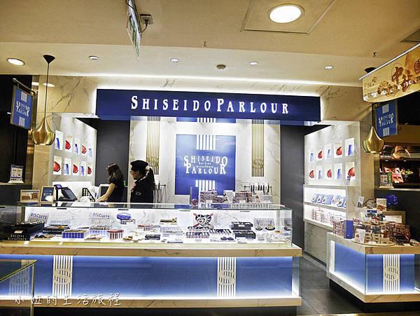 SHISEIDO PARLOUR,資生堂甜點,SOGO忠孝館B2-1.jpg