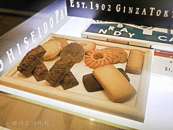 SHISEIDO PARLOUR,資生堂甜點,SOGO忠孝館B2-4.jpg
