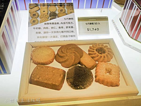 SHISEIDO PARLOUR,資生堂甜點,SOGO忠孝館B2-5.jpg