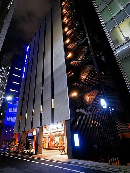 第一膠囊旅館 - 京橋  東京住宿-2.jpg
