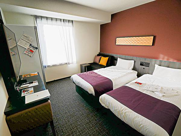 .東京銀座怪奇飯店 (Henn na Hotel Tokyo Ginza)-9.jpg