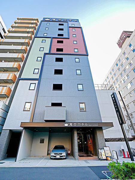 .東京銀座怪奇飯店 (Henn na Hotel Tokyo Ginza)-32.jpg