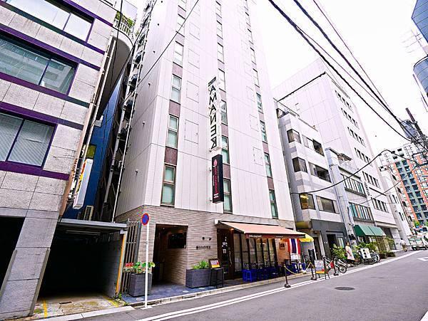 東銀座阿曼內克飯店 (Hotel AMANEK Ginza East)-3.jpg