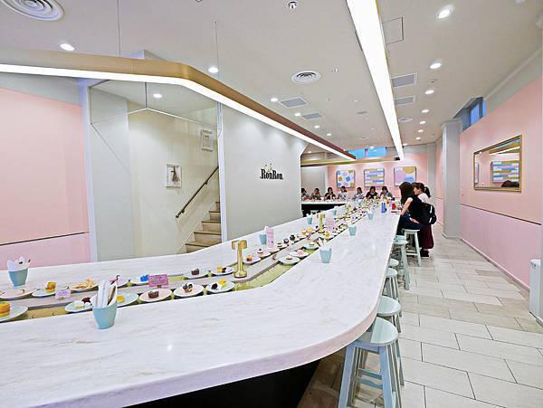 MAISON ABLE Cafe Ron Ron,迴轉甜點,旋轉-9.jpg