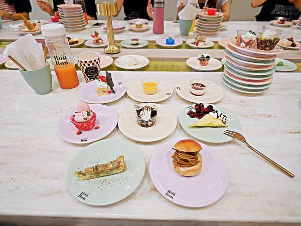 MAISON ABLE Cafe Ron Ron,迴轉甜點,旋轉-15.jpg