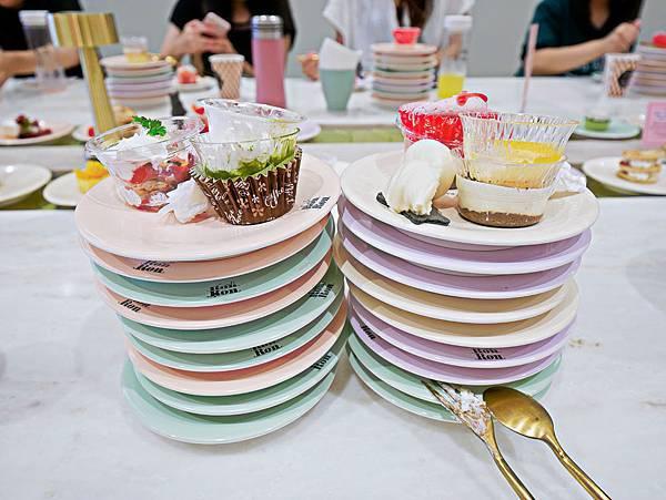 MAISON ABLE Cafe Ron Ron,迴轉甜點,旋轉-16.jpg