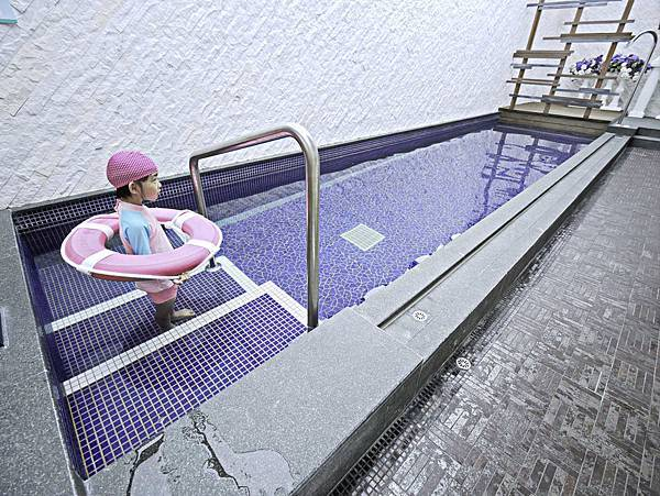 台中住宿,水雲端,泳池,滑水道-42.jpg