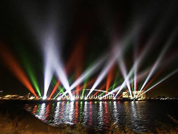 嘉義南故宮,光雕秀,2018-10.jpg