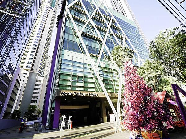 摩德沙吞飯店, Mode Sathorn Hotel -23.jpg