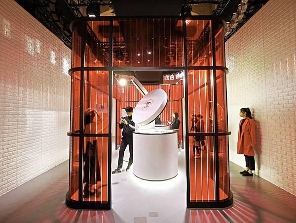 香奈兒,紅色工場,華山,展覽-3.jpg