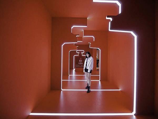 香奈兒,紅色工場,華山,展覽-11.jpg