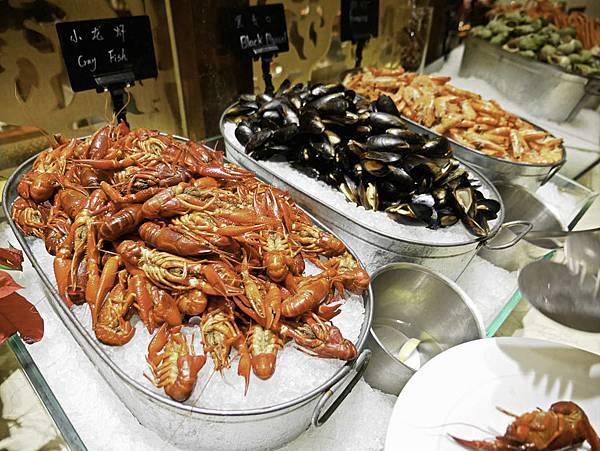 盛宴晚餐,澳門喜來登,自助餐,龍蝦,松葉蟹腳-6.jpg