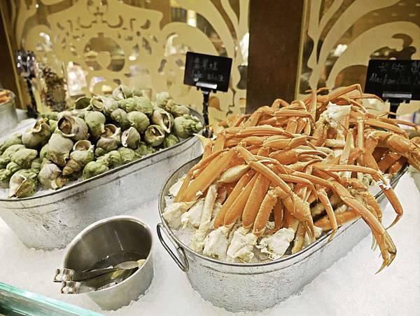 盛宴晚餐,澳門喜來登,自助餐,龍蝦,松葉蟹腳-7.jpg