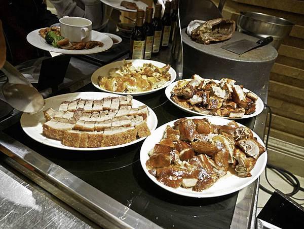 盛宴晚餐,澳門喜來登,自助餐,龍蝦,松葉蟹腳-12.jpg