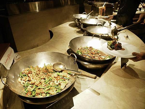 盛宴晚餐,澳門喜來登,自助餐,龍蝦,松葉蟹腳-14.jpg