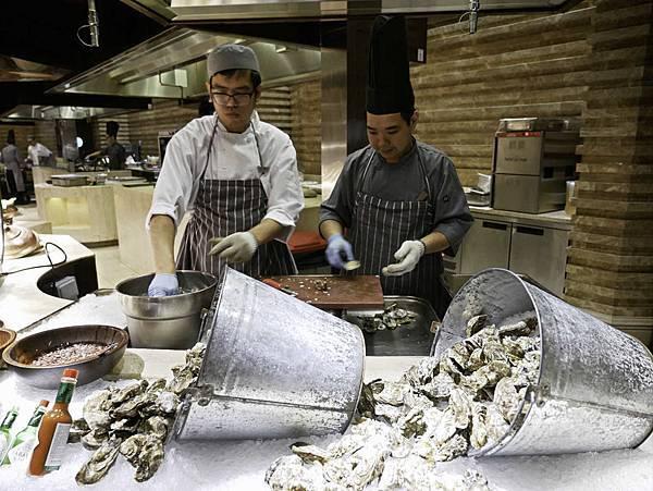 盛宴晚餐,澳門喜來登,自助餐,龍蝦,松葉蟹腳-17.jpg