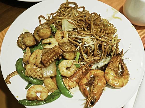 盛宴晚餐,澳門喜來登,自助餐,龍蝦,松葉蟹腳-22.jpg