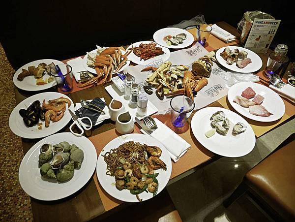 盛宴晚餐,澳門喜來登,自助餐,龍蝦,松葉蟹腳-30.jpg