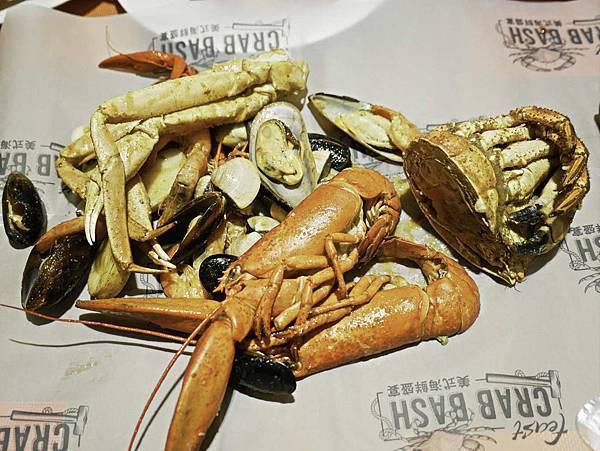 盛宴晚餐,澳門喜來登,自助餐,龍蝦,松葉蟹腳-31.jpg