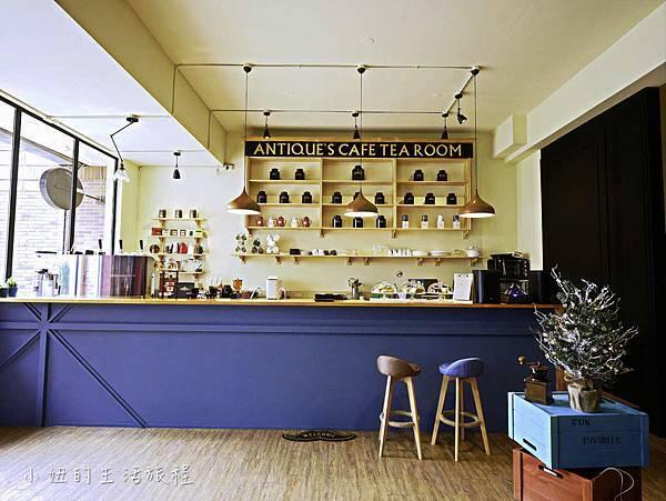 新北投咖啡店,英式司康,1975 Antique's Cafe Tea Room-3.jpg