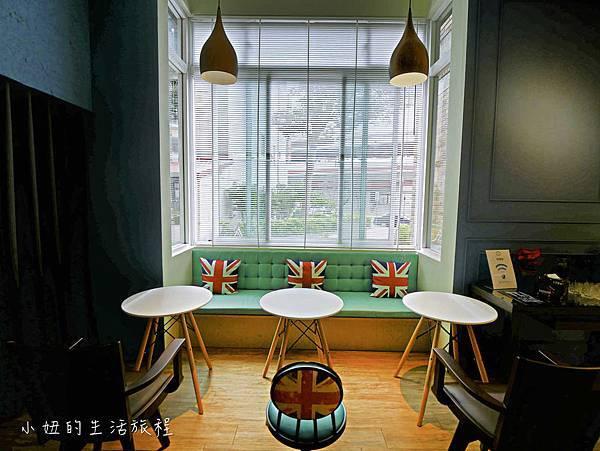 新北投咖啡店,英式司康,1975 Antique's Cafe Tea Room-2.jpg