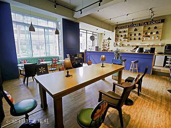 新北投咖啡店,英式司康,1975 Antique's Cafe Tea Room-5.jpg