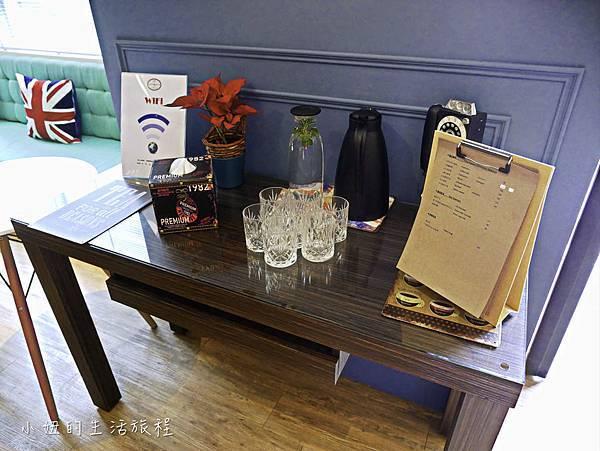 新北投咖啡店,英式司康,1975 Antique's Cafe Tea Room-8.jpg