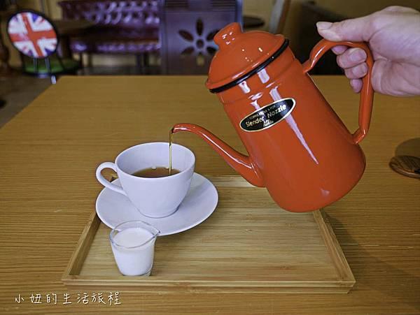 新北投咖啡店,英式司康,1975 Antique's Cafe Tea Room-19.jpg