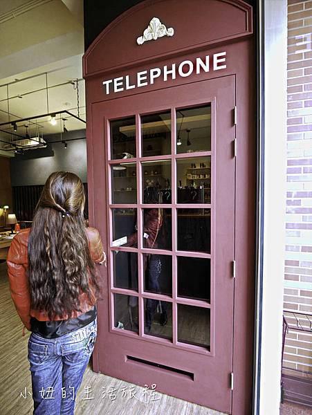 新北投咖啡店,英式司康,1975 Antique's Cafe Tea Room-28.jpg