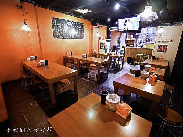 柒串燒屋,長安東路-3.jpg