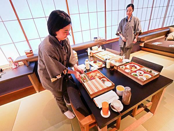 虹夕諾雅 東京,菊,早餐,消夜-200.jpg