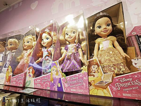 公主迪士尼,華山,免費展覽 (7-29).jpg