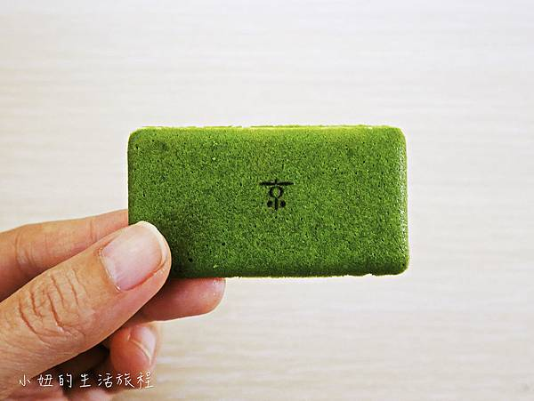 京都伴手禮,必買,抹茶白巧克力餅乾-8