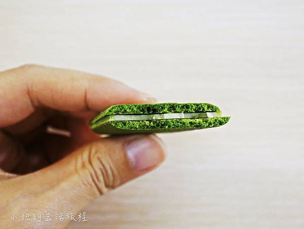 京都伴手禮,必買,抹茶白巧克力餅乾-10