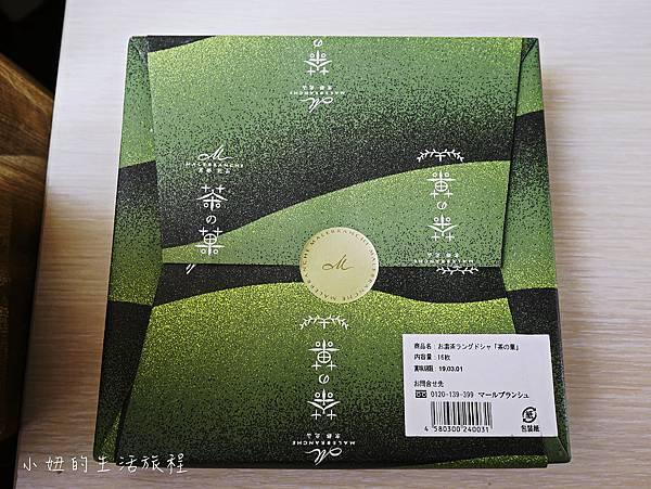 京都伴手禮,必買,抹茶白巧克力餅乾-2