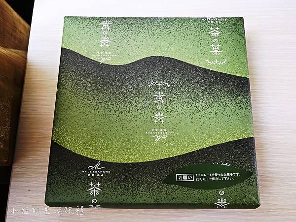 京都伴手禮,必買,抹茶白巧克力餅乾-1