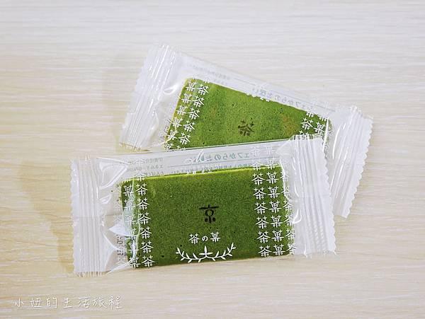 京都伴手禮,必買,抹茶白巧克力餅乾-7