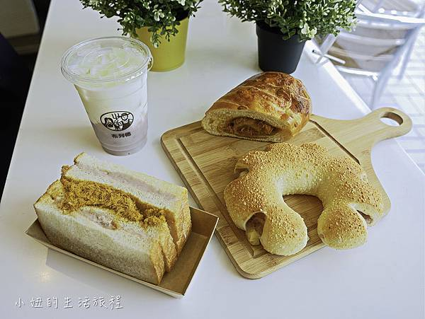 布列德,芋泥肉鬆麵包,芋泥波波-6.jpg