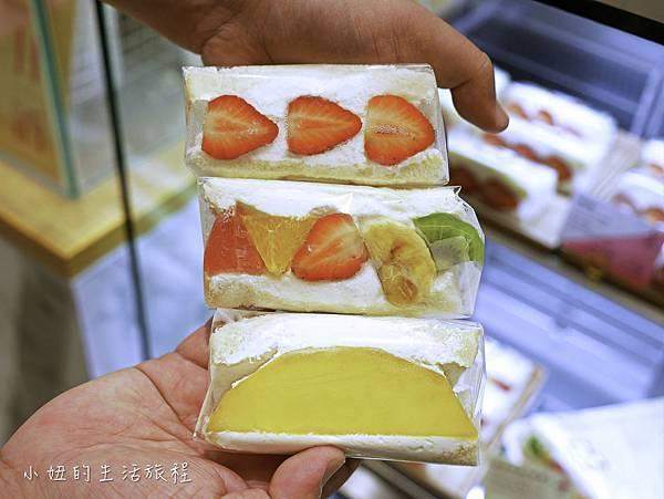 9 Palette Parlor九州屋,水果三明治-5.jpg