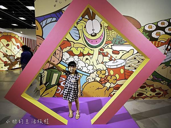 加菲貓40周年特展-再一次,冒險-33.jpg