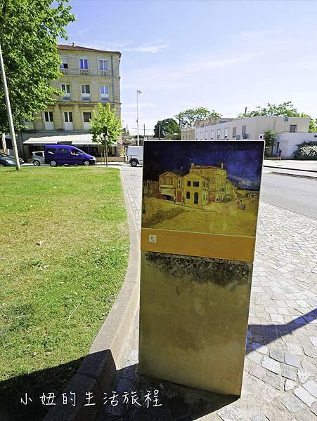 南法景點,梵谷,羅馬劇場-4.jpg