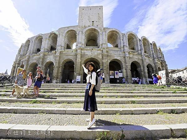 南法景點,梵谷,羅馬劇場-9.jpg