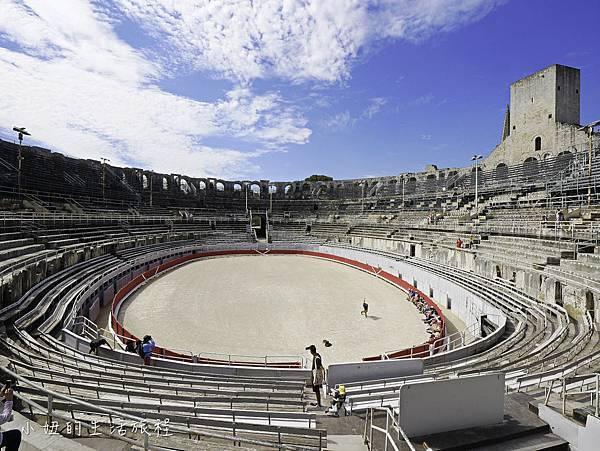 南法景點,梵谷,羅馬劇場-14.jpg