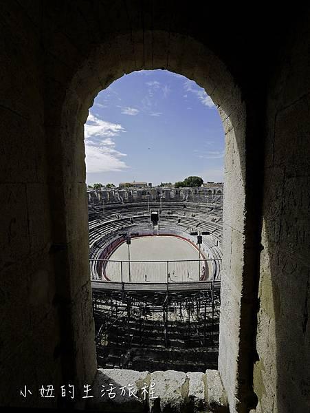 南法景點,梵谷,羅馬劇場-18.jpg