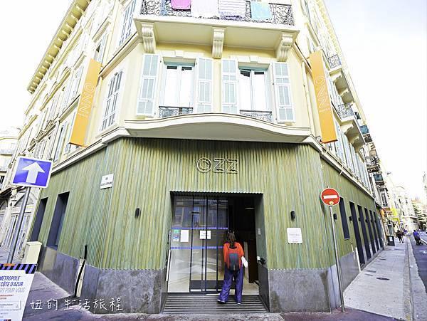 尼斯住宿推薦,快樂文化奧茲飯店 Hôtel Ozz by HappyCulture-1.jpg