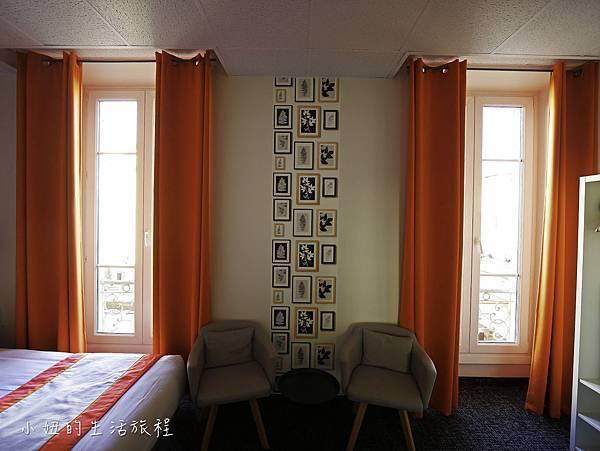 尼斯住宿推薦,阿瑪里斯酒店 Amaryllis Hôtel-4.jpg